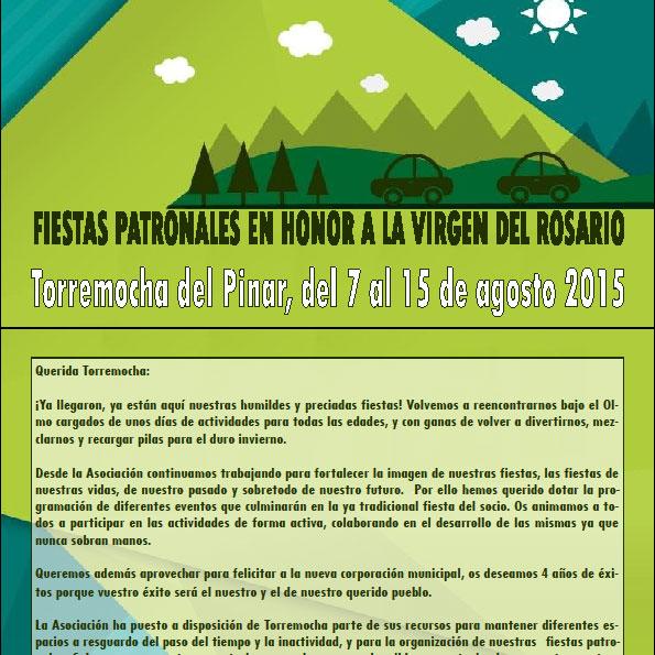 Fiestas Patronales de Torremocha del Pinar